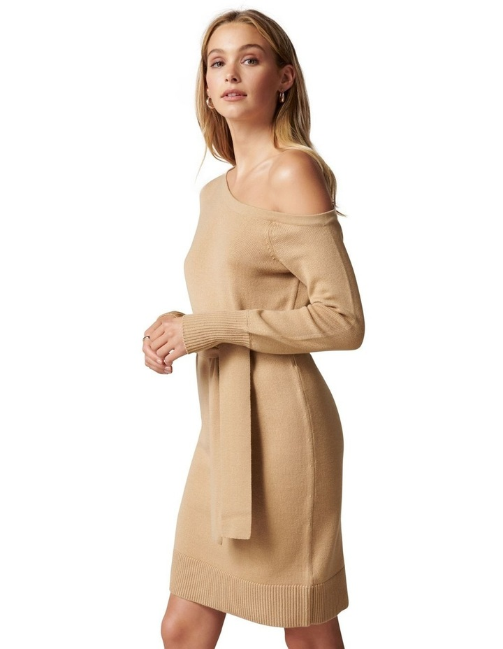 Joey Off The Shoulder Knit Dress image 3