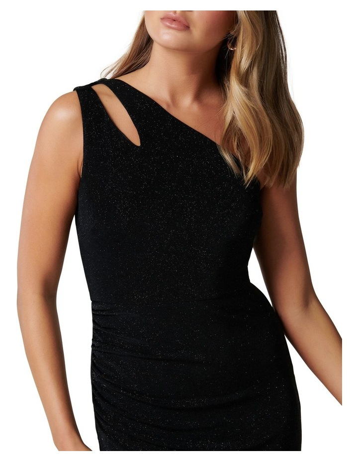 Delaney One Shoulder Maxi Gown image 2