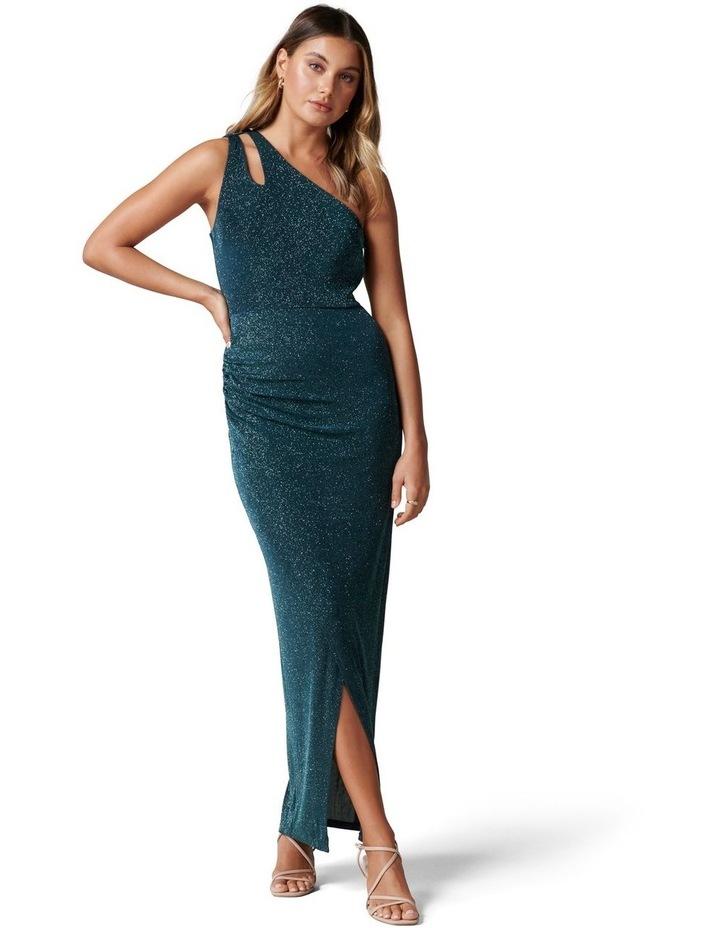 Delaney One Shoulder Maxi Gown image 1