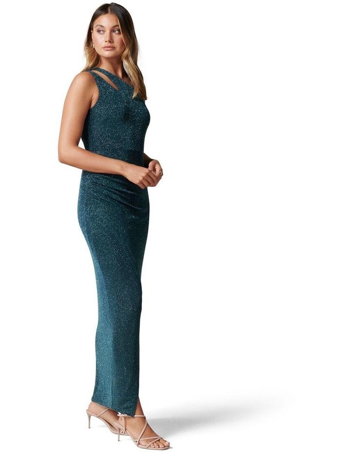 Delaney One Shoulder Maxi Gown image 3