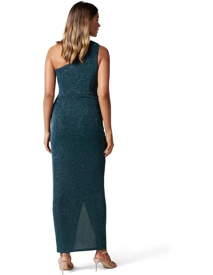 Delaney One Shoulder Maxi Gown image 4