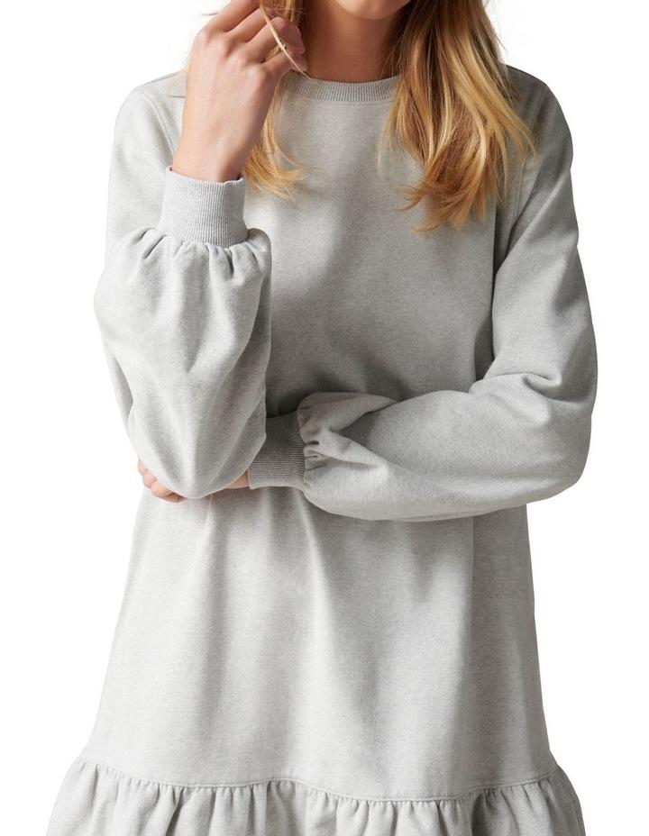 Lori Peplum Sweat Dress image 2