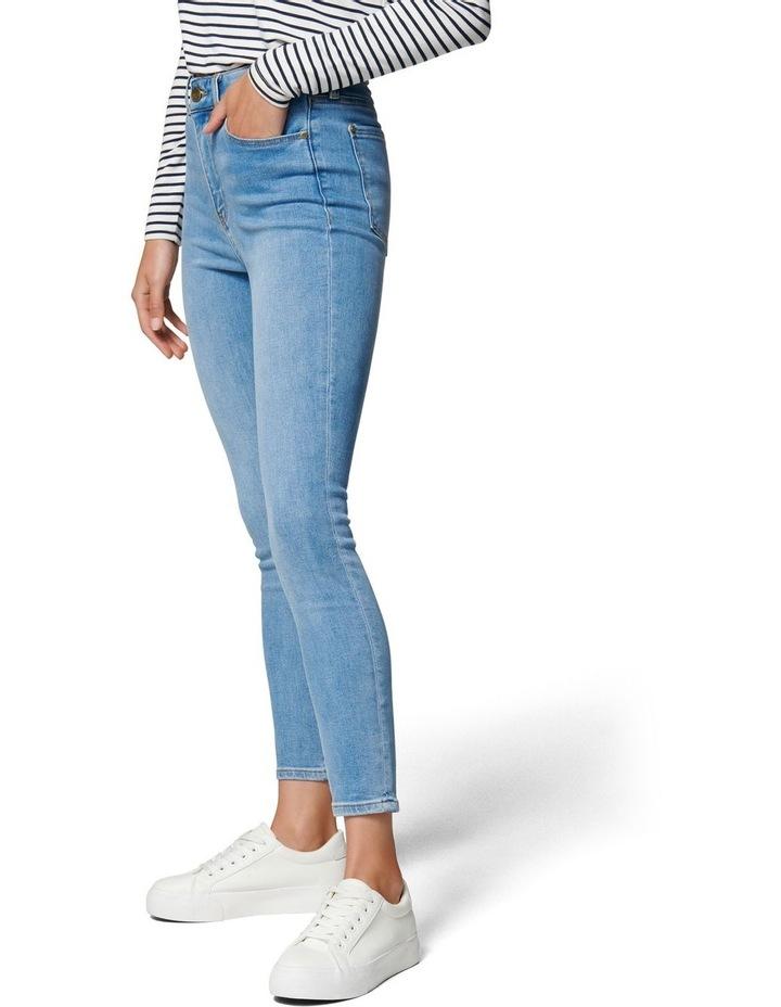 Sara Mid Rise 7/8 Jean image 3