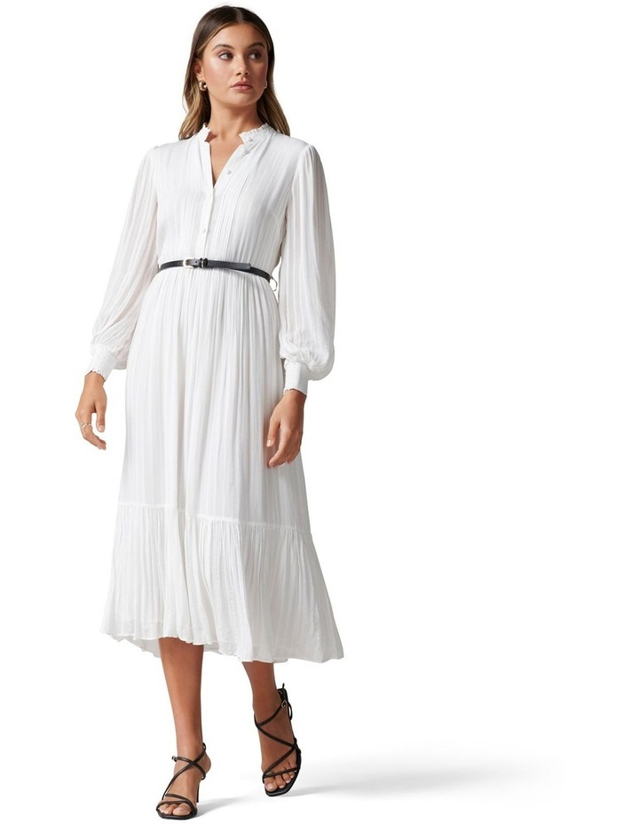 Everly Pintuck Midi Dress image 1