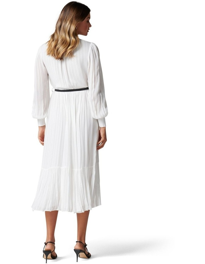 Everly Pintuck Midi Dress image 4