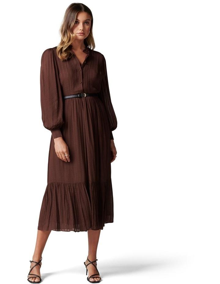 Everly Pintuck Midi Dress image 1