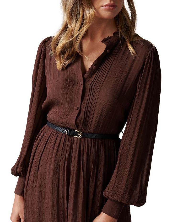 Everly Pintuck Midi Dress image 2