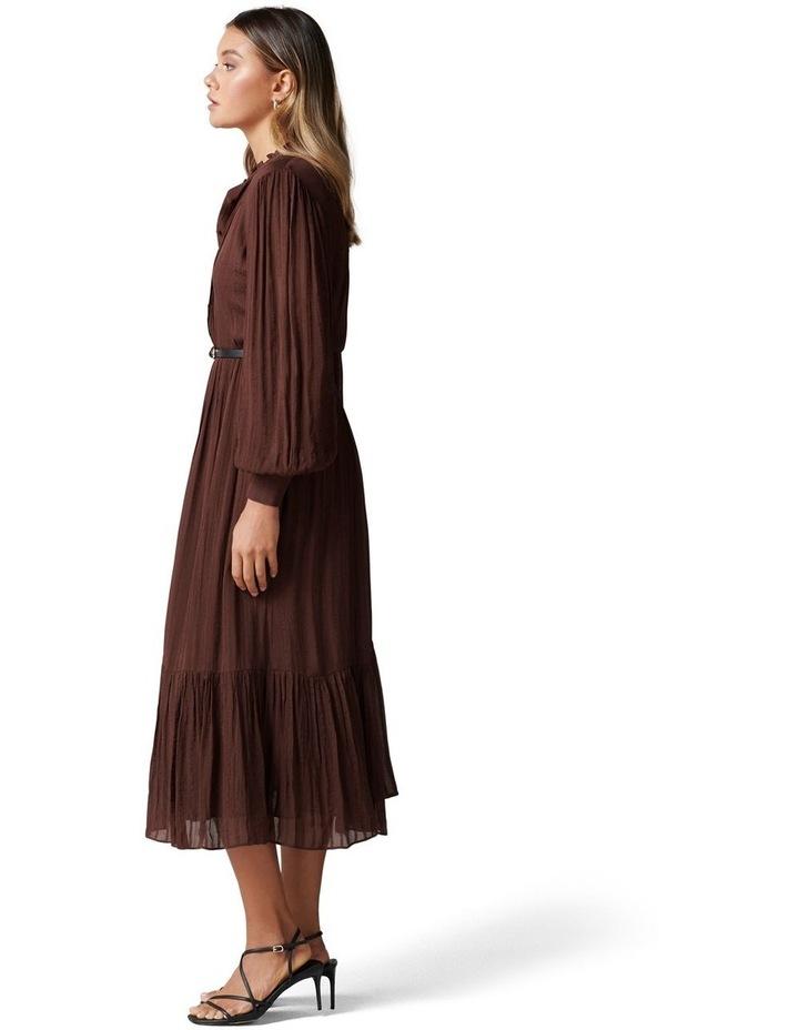 Everly Pintuck Midi Dress image 3