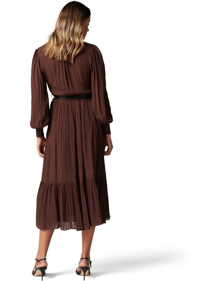 Everly Pintuck Midi Dress image 4