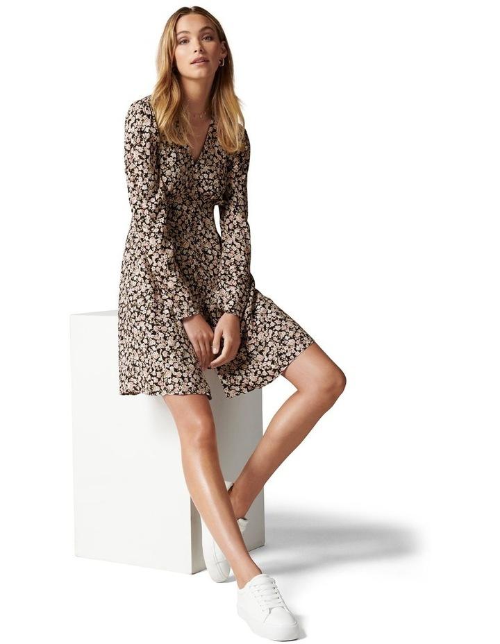 Lucile Long Sleeve Mini Dress image 1