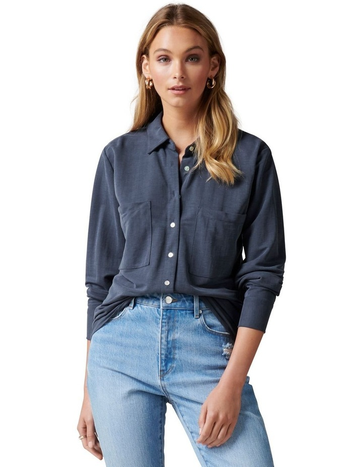 Levi Button Jersey Shirt image 1