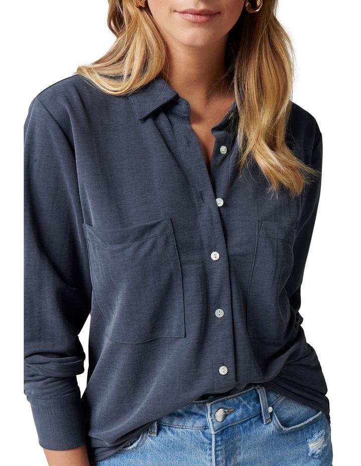 Levi Button Jersey Shirt image 2