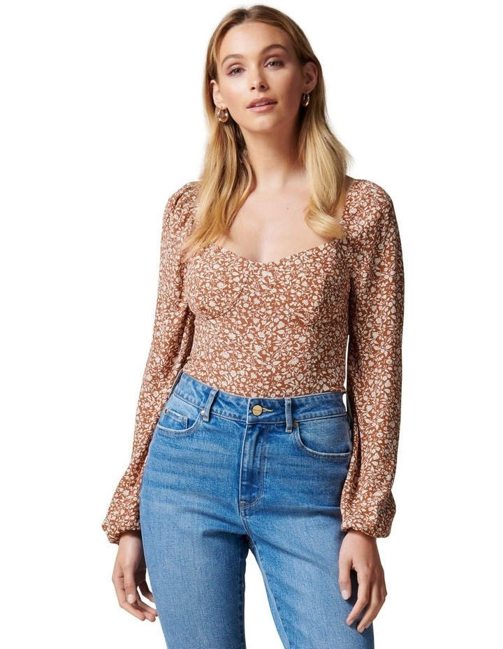Corinne Bust Detail Blouse image 1