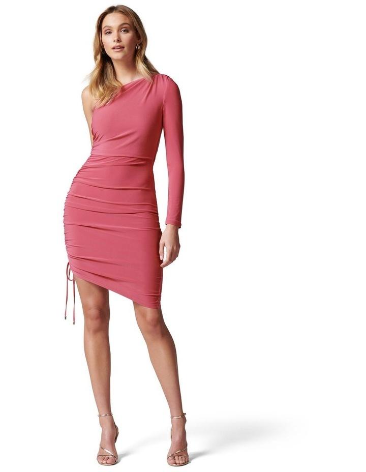 Anabeth One Shoulder Petite Dress image 1