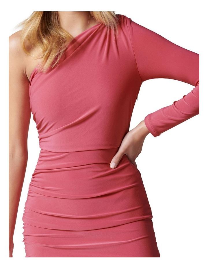 Anabeth One Shoulder Petite Dress image 2