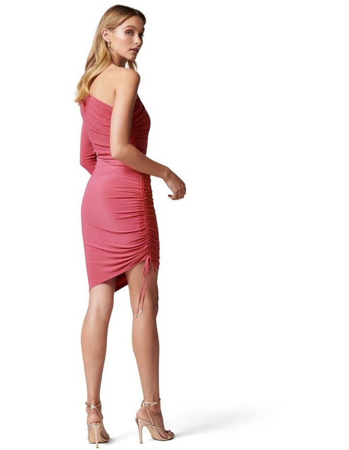 Anabeth One Shoulder Petite Dress image 4