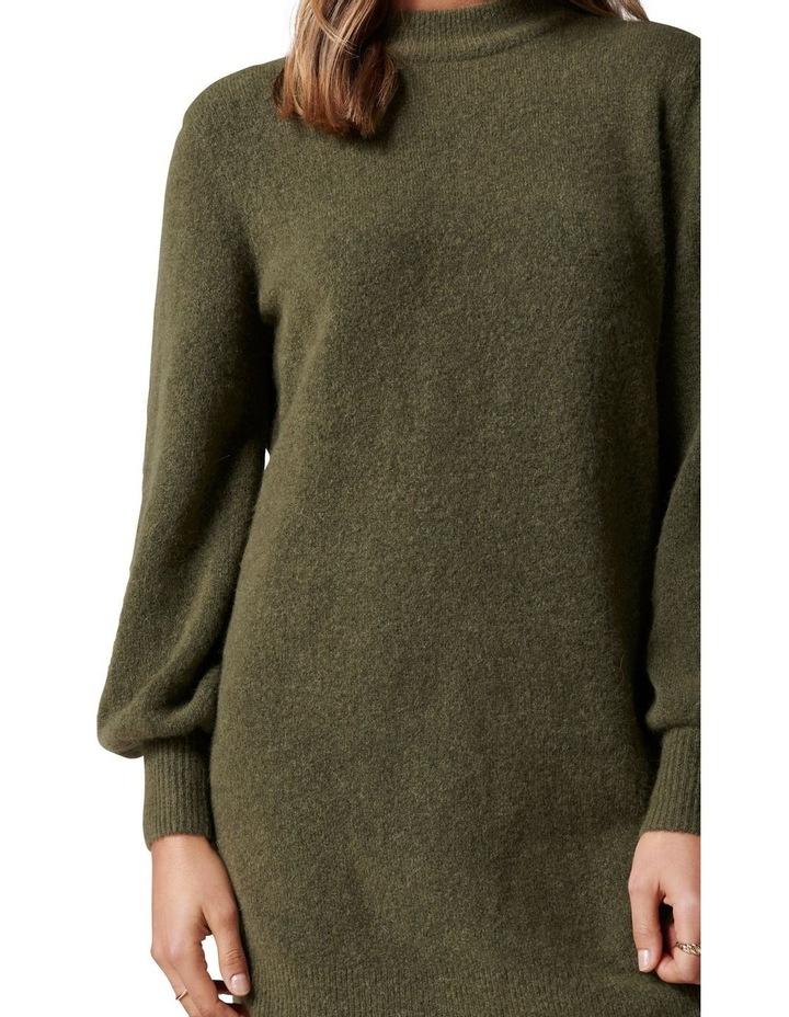 Camila Mini Knit Dress image 2