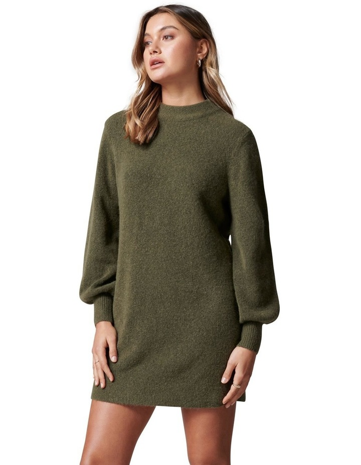 Camila Mini Knit Dress image 3