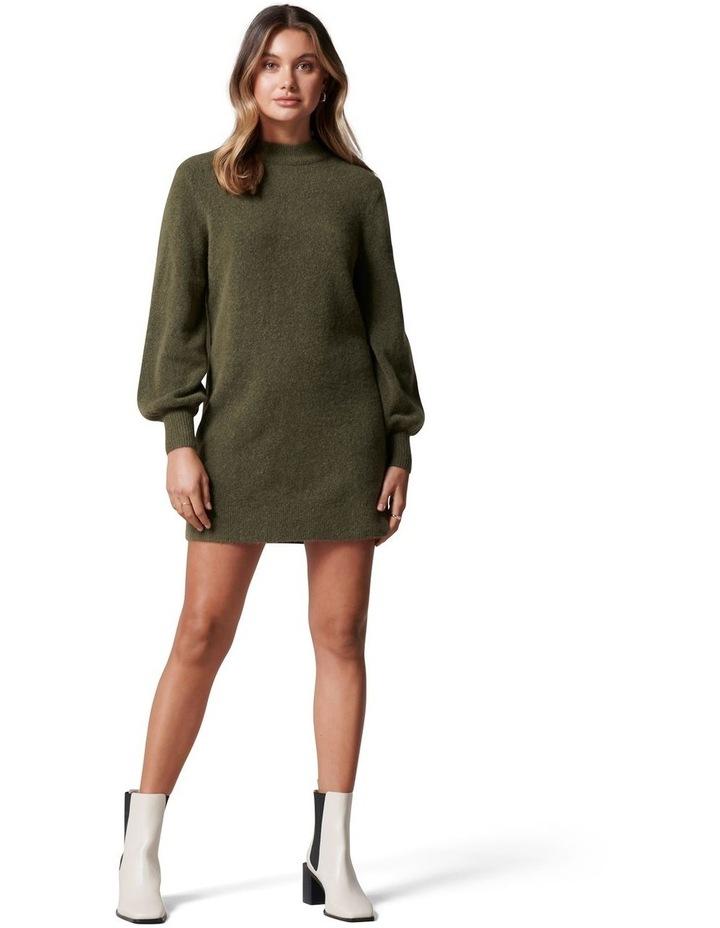 Camila Mini Knit Dress image 5