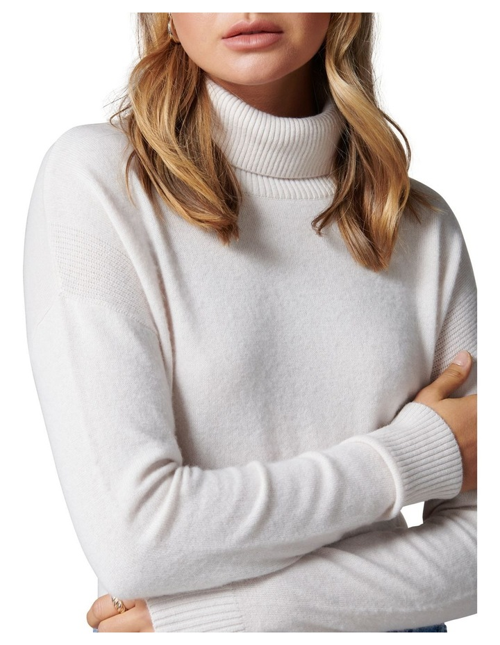 Kendall 100% Cashmere Sweater image 2