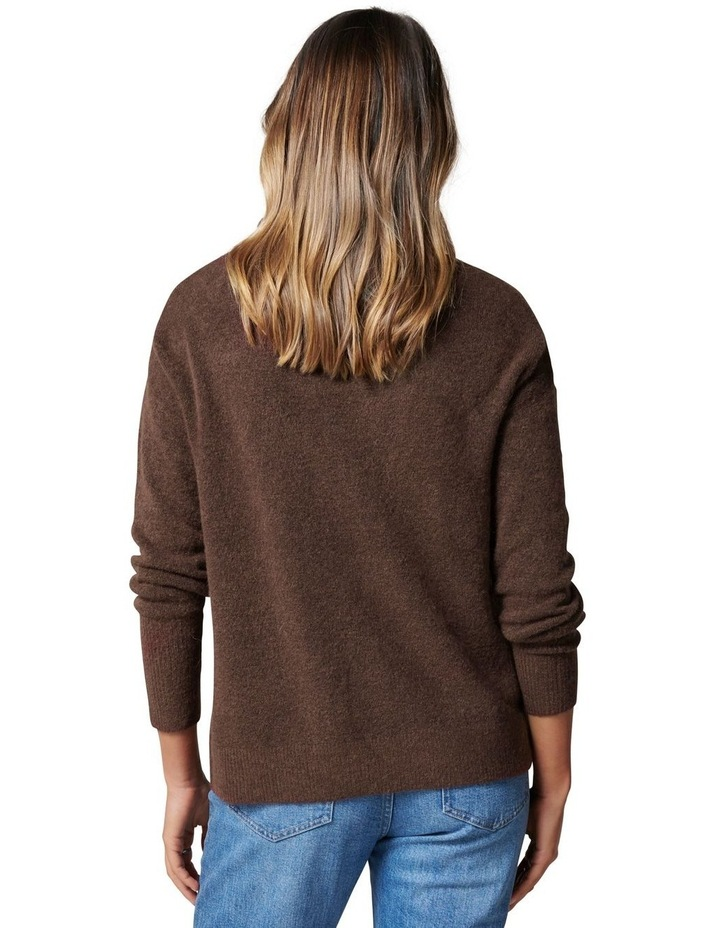 Lilly Roll Neck Knit Jumper image 4