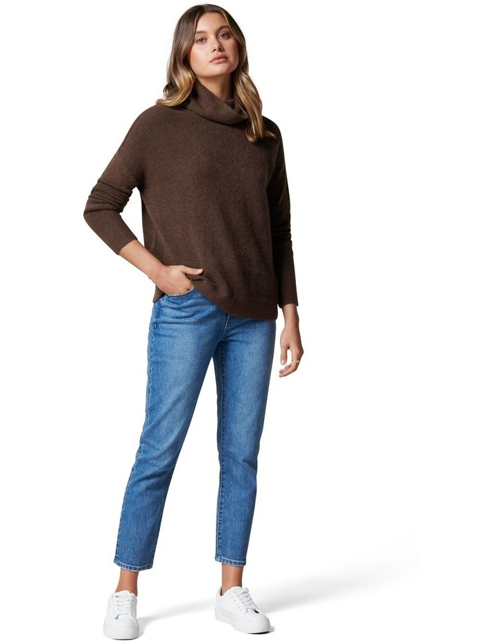 Lilly Roll Neck Knit Jumper image 5