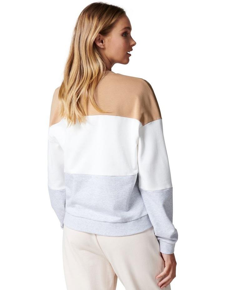 Cassie Colour Block Sweater image 4