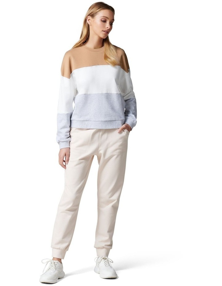 Cassie Colour Block Sweater image 5