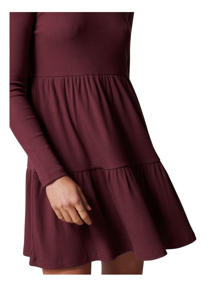 Sloane Long Sleeve Smock Dress image 2