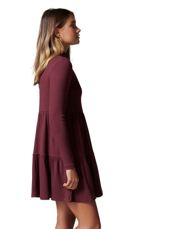 Sloane Long Sleeve Smock Dress image 3