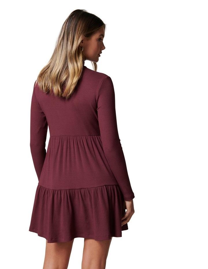 Sloane Long Sleeve Smock Dress image 4
