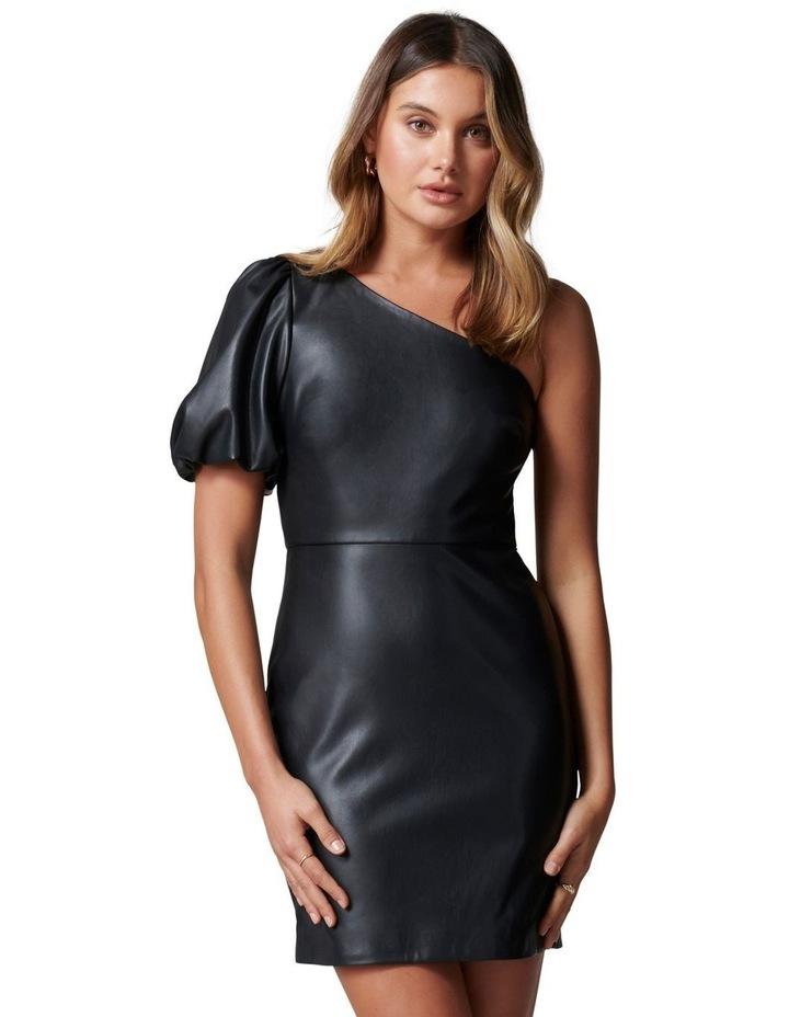 Kyle PU Mini Dress image 1