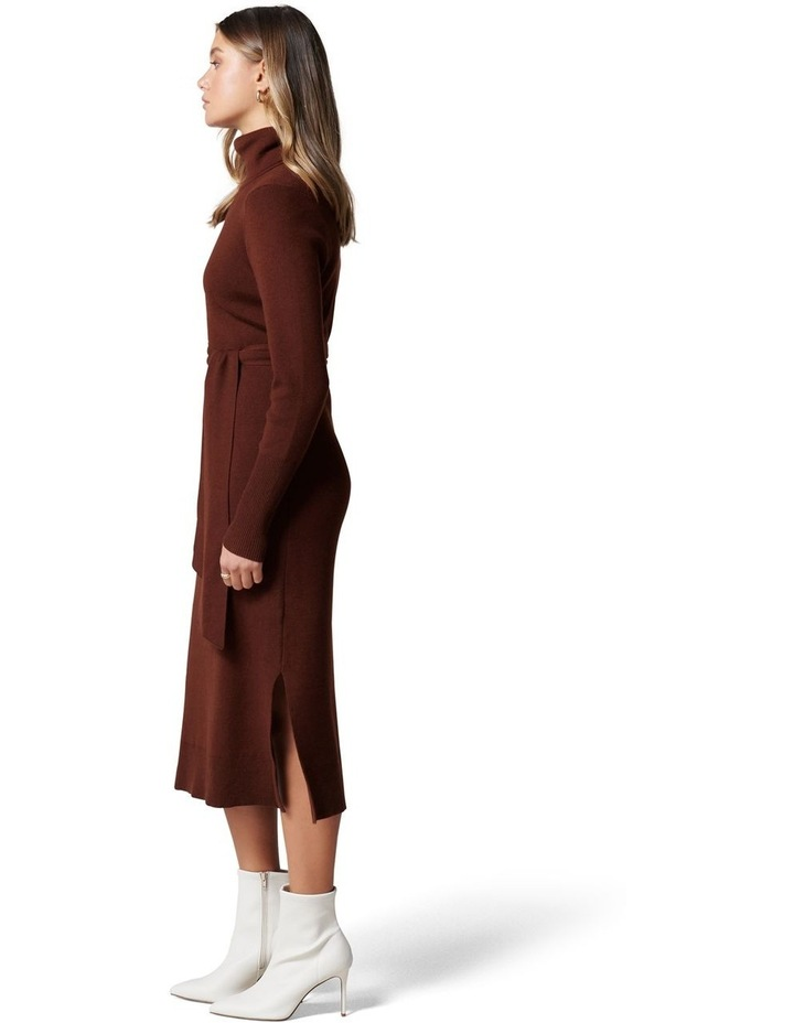 Christina Jumper Knit Dress image 3