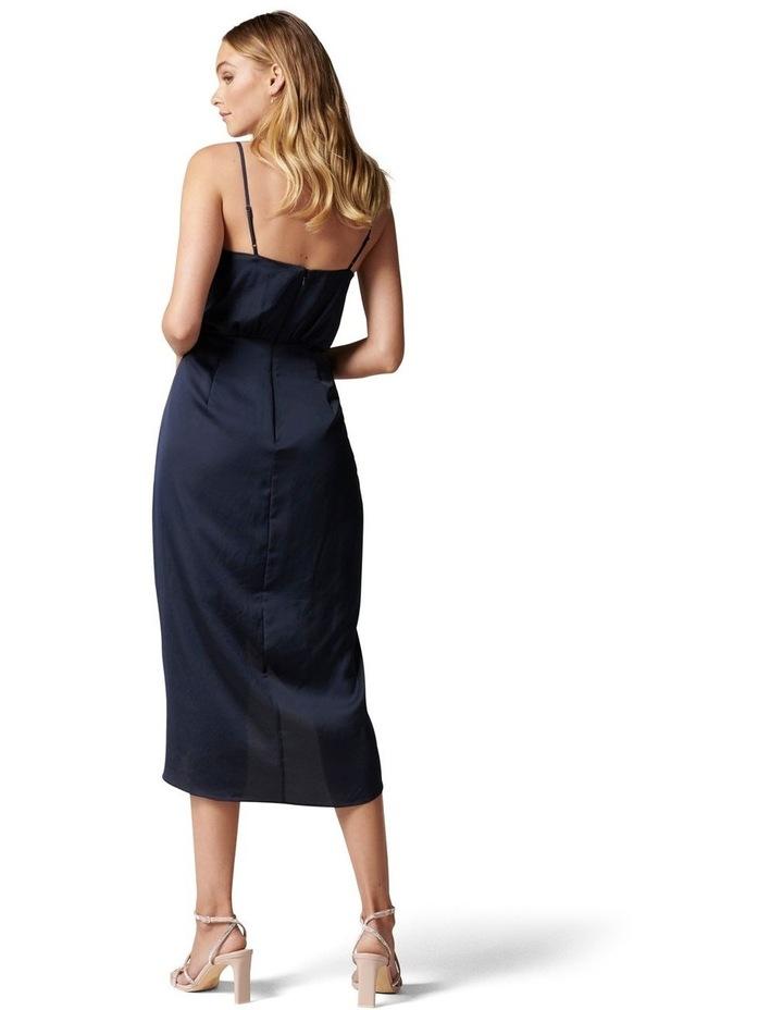 Elise Cowl Neck Midi Dress image 4