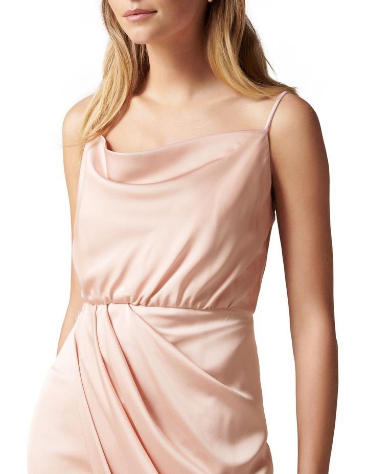 Elise Cowl Neck Midi Dress image 2