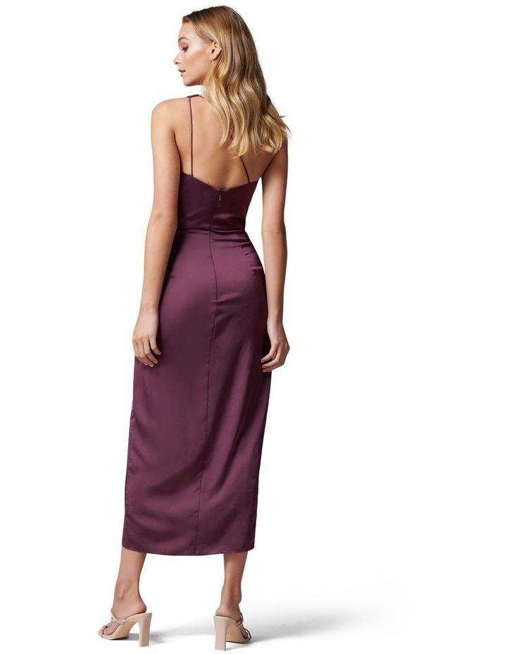 Haidee One Shoulder Midi Dress image 4