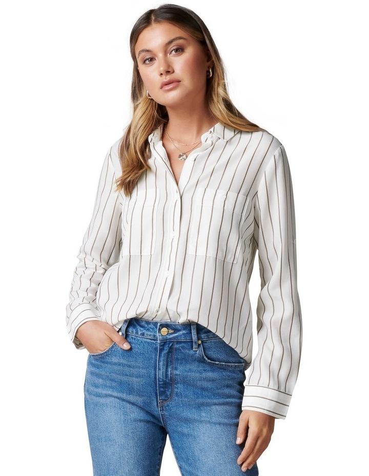 Teigan Stripe Shirt image 1