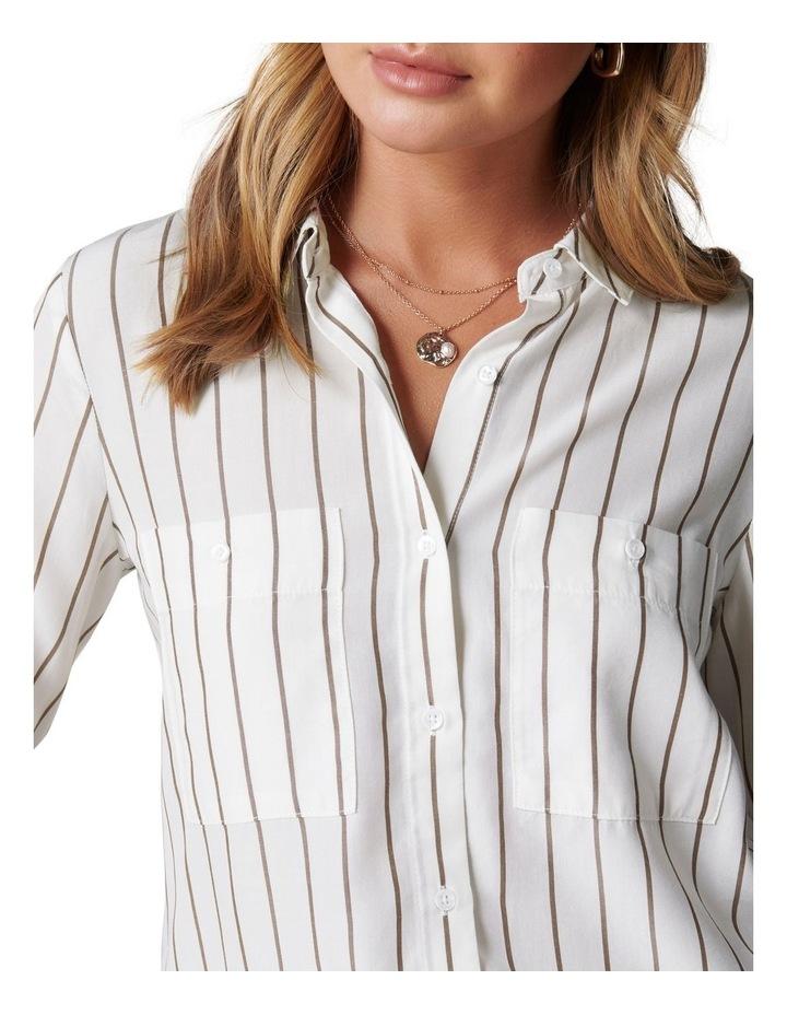 Teigan Stripe Shirt image 2