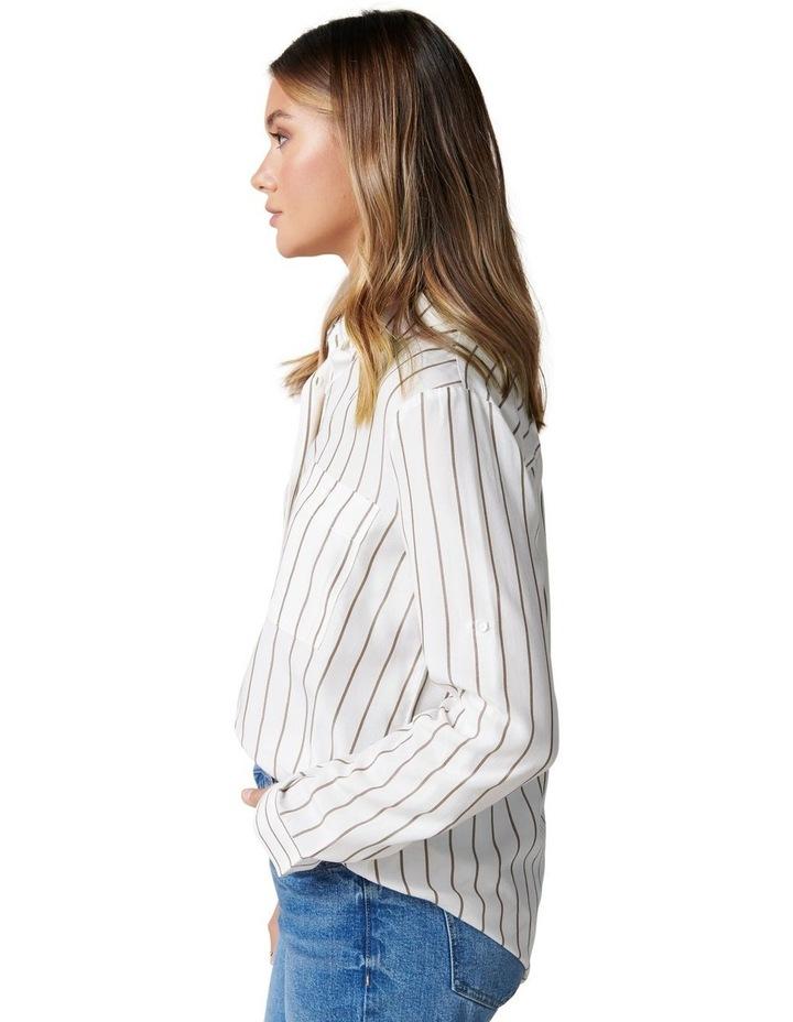 Teigan Stripe Shirt image 3