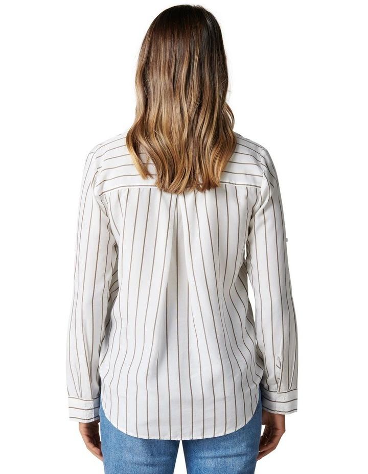 Teigan Stripe Shirt image 4