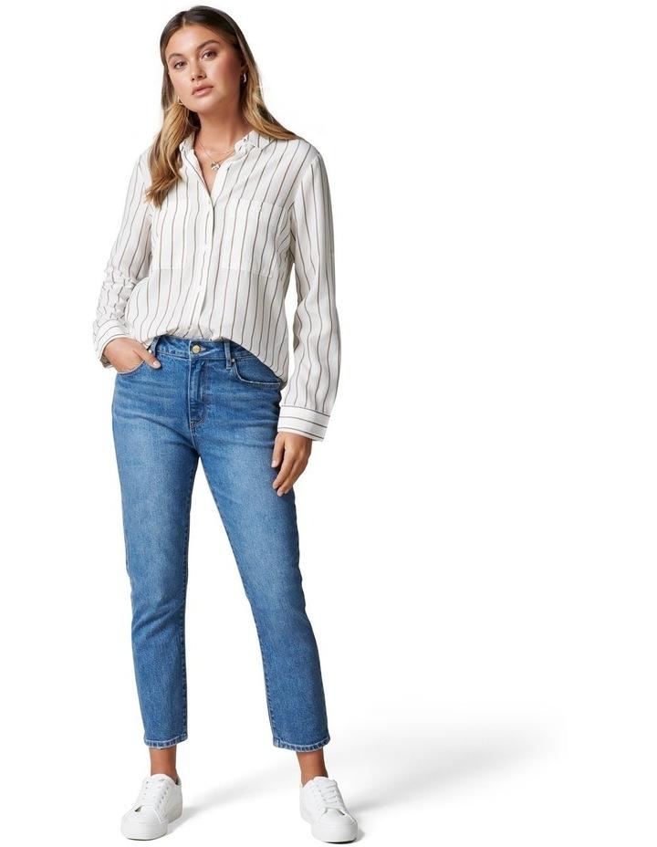 Teigan Stripe Shirt image 5