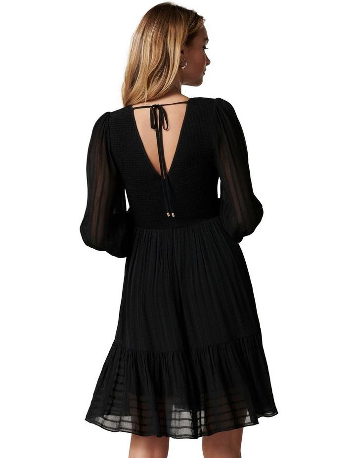 Marley Shirred Skater Dress image 4