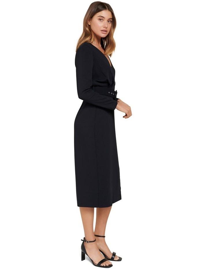 Brigid Belted Workwear Dress image 2