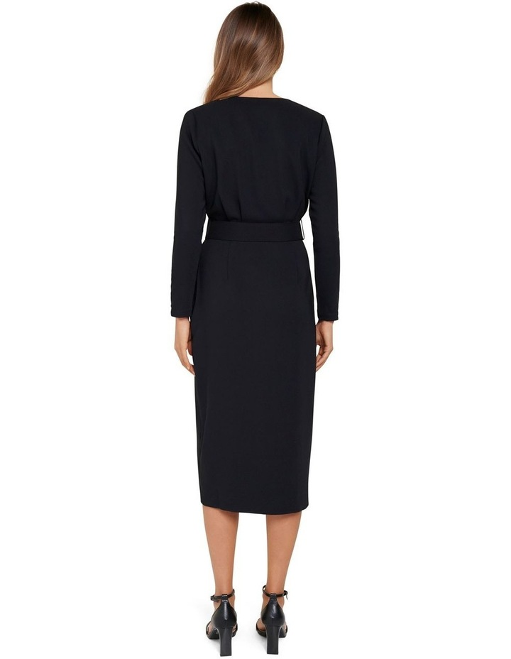 Brigid Belted Workwear Dress image 3