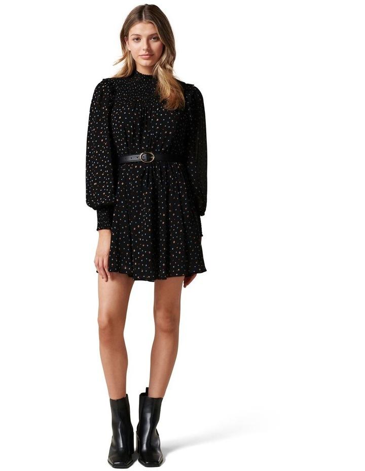 Amity Petite High Neck Mini Dress image 5