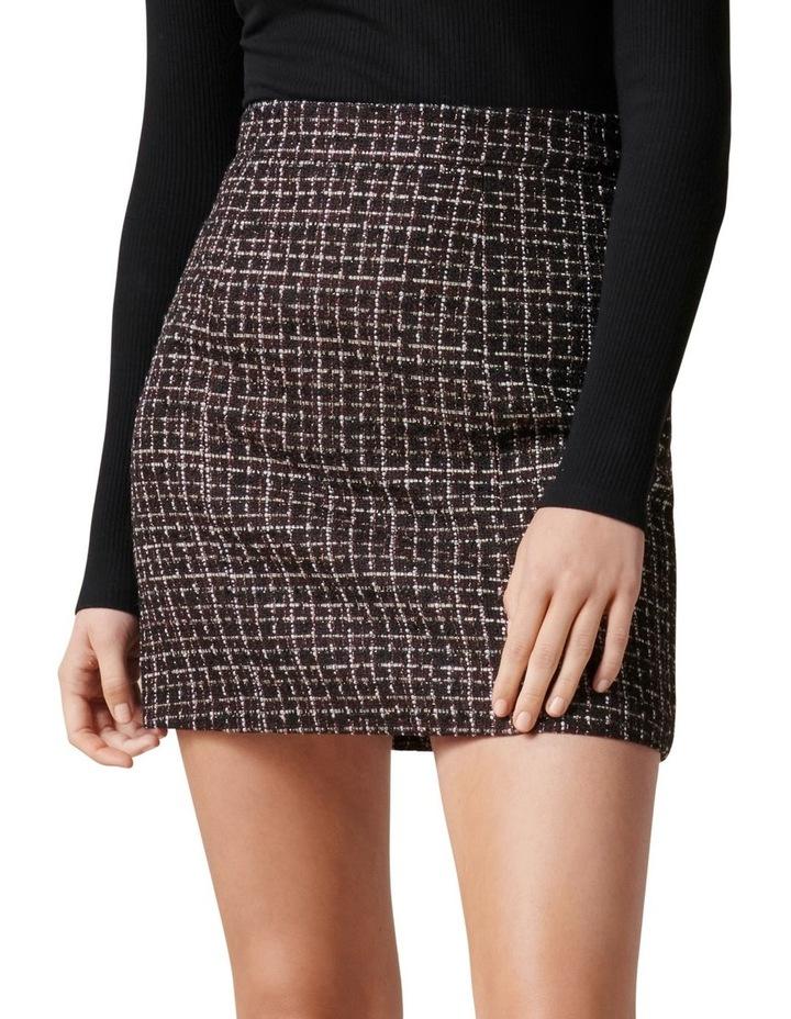 Eloise Boucle Mini Skirt image 1