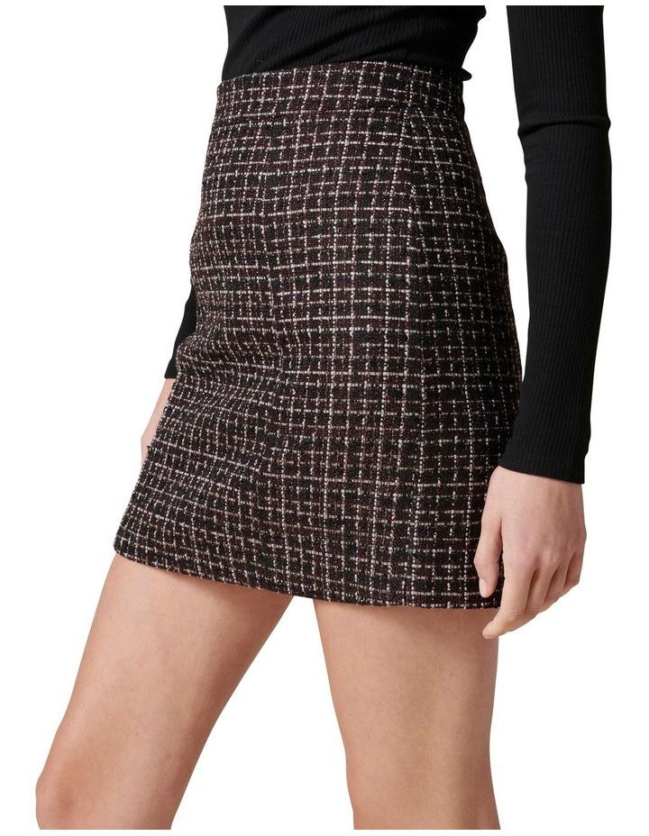 Eloise Boucle Mini Skirt image 3