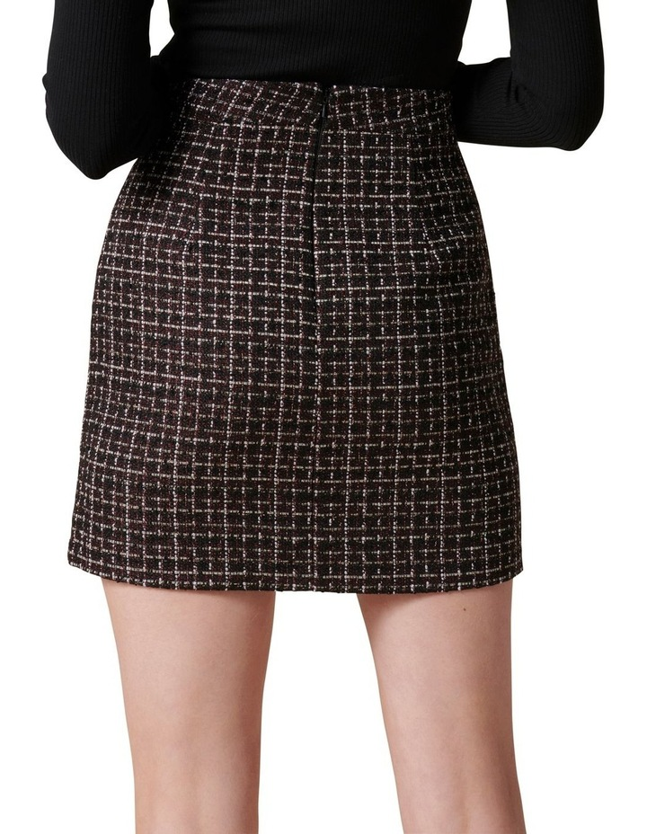Eloise Boucle Mini Skirt image 4