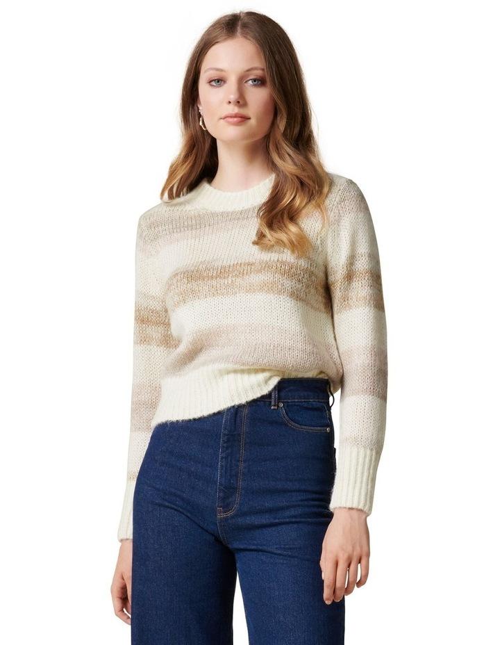 Marla Stripe Knit Jumper image 1