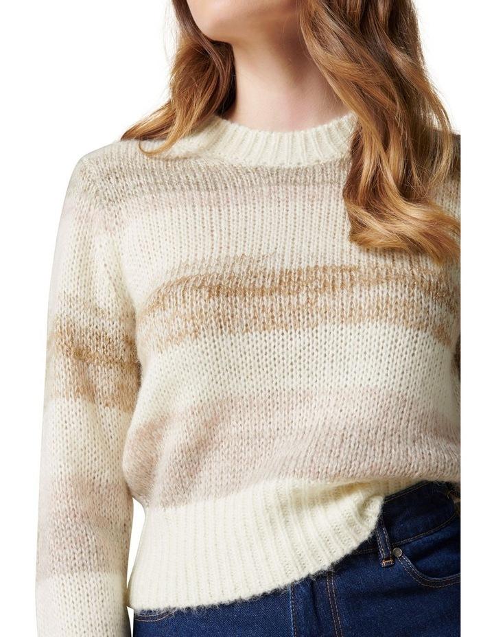 Marla Stripe Knit Jumper image 2